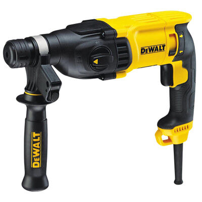 DeWalt 110V D25133K-LX SDS+ Hammer Drill 800 Watt 3 Mode