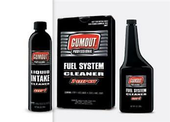 Gumout 7275-6; 2 Step; Fuel System Cleaner;Use To Clean Intake /Fuel System