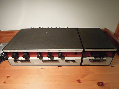 JE Sugden A48 Amplifier and T48 Tuner