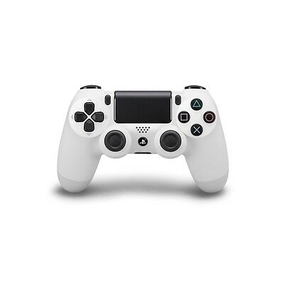 Official Sony Dualshock 4 Glacier White Controller PS4 Brand New