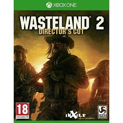 Wasteland 2 Directors Cut Xbox One Game Brand New