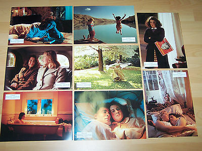 HEAVENLY CREATURES - set of 8 lobby cards ´95 - PETER JACKSON Kate Winslet