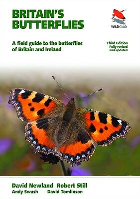 Britain's Butterflies: A Field Guide to the Butterflies of Britain and Ireland,.