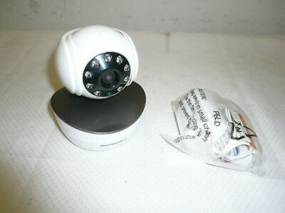 Motorola MB43BU Video Baby Camera with AC Adapter