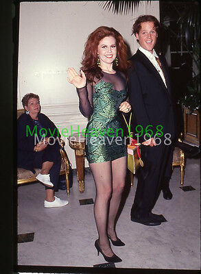 Kate Pierson B-52'S vintage 35mm SLIDE TRANSPARENCY 1854 PHOTO NEGATIVE