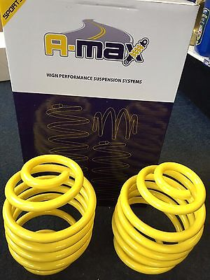 VW Transporter T4 90>  A-max Suspension Sports Lowering Spring Kit 50mm A-MAX-T4