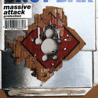 Massive Attack Protection New Sealed 180G Vinyl Lp Reissue In Stock
