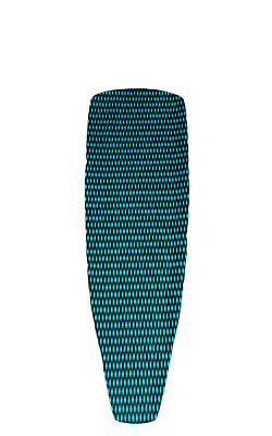 New Stand Up Paddleboard SUP Deck Pad/Traction Pad/1 piece/Teal