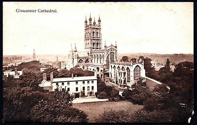 Postcard - Gloucestershire - Gloucester Cathedral