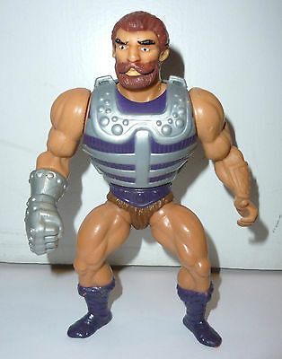 Masters of the Universe - FISTO - Actionfigur motu 80er He-man