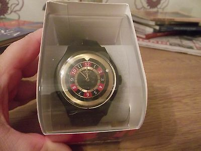 Swatch Watch Called Licence To Kill 007 40Th Anniversary Boxed