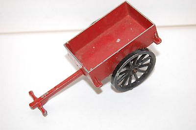Vintage Crescent Window Cleaners Cart                          Britains