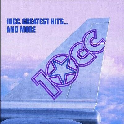 10Cc - The Greatest Hits..........and More New Cd