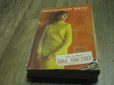 1967  Fall and Winter Montgomery Ward Catalog 1362  pages