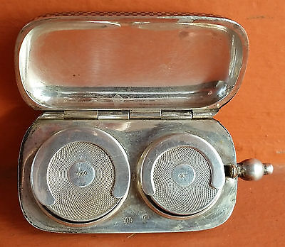 Vintage & Beautiful  Purse Dance of Sterling Silver 900 Solid European!!!!