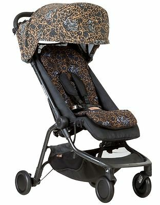 Mountain Buggy Nano V2 Lightweight Compact Baby Travel Stroller Year Of Rooster