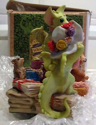 Pocket Dragon Dragons In The Attic Lilliput Lane Whimsical World  Boxed Rare
