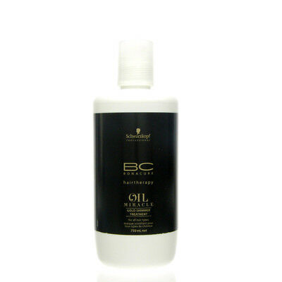 (13,27 EUR/L) Schwarzkopf BC Bonacure Oil Miracle Gold Shimmer Treatment 750 ml