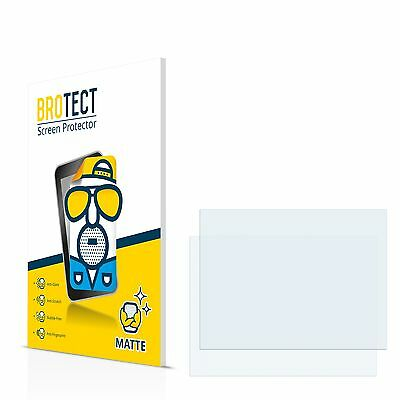 "2x Brotect Mat Film Protection pour Acer Travelmate 332T (12.1"") Protecteur"
