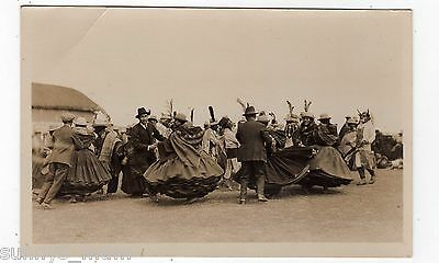 Bolivia, Natives In National Dress Dancing, Rp