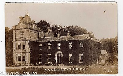 Leicestershire, Cossington Manor House, Rp