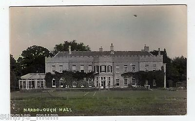 Norfolk, Narborough, The Hall, Rp