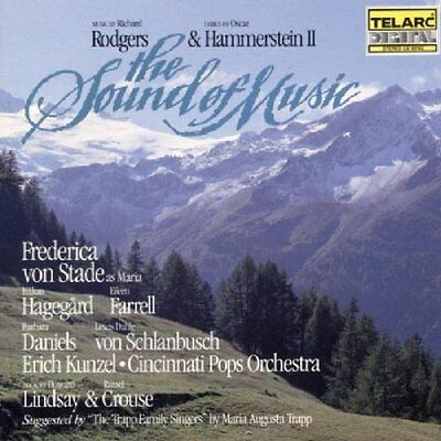 Various-The Sound Of Music  CD NEW