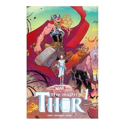 Mighty Thor #1 Comic Book