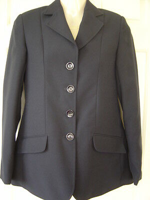 """Caldene childs/maids  navy show jacket,Classic Easy Care, 32"""" new with tags"""