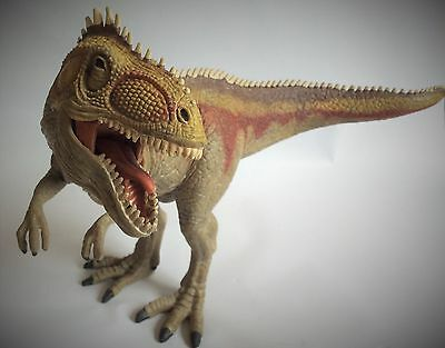 Schleich – Dinosaur Model/ Toy - Giganotosaurus With Moveable Jaw