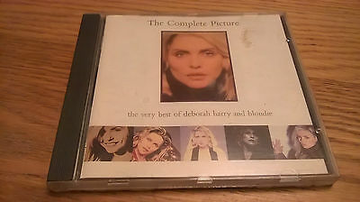 Blondie - The Complete Picture - the very best of.... CD Album