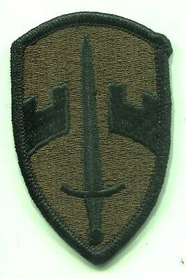 US Army Military Assistance Command Vietnam - MACV OD Subdued Patch