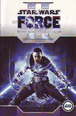 Star Wars The Force Unleashed 2 trade paperback graphic novel