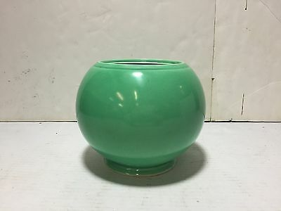 Vintage Fiesta Ware Kitchen Kraft Homer Laughlin Cookie Ball Canister Jar Green