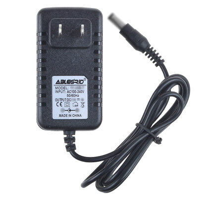 Generic US Plug AC/DC 10V 1A Power Supply adapter wall charger 5.5x2.1mm Center+