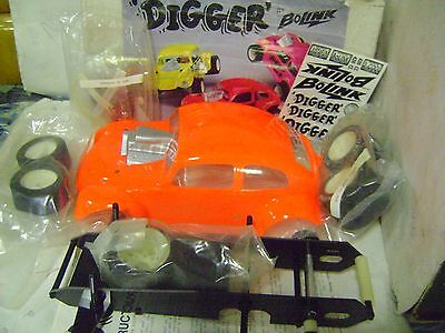 Auto Rc Digger By Bolink Kit  Scatola Montaggio ..assembled Car