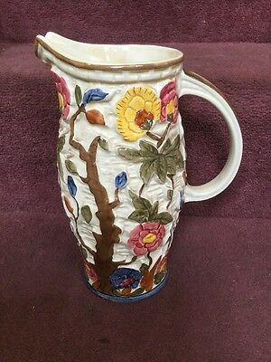 H J Wood Large Indian Tree Jug