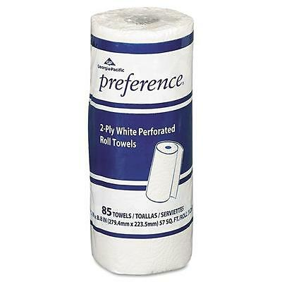Georgia Pacific 11 x 6 in. 2-Ply Pick-A-Size Perforated Roll Towel, 156 Per R...