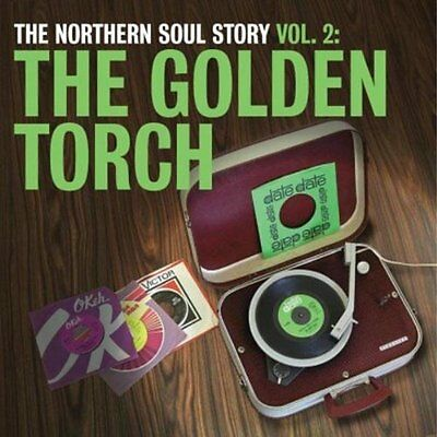 Northern Soul Story Volume Two Golden Torch New Sealed 180G Vinyl 2Lp In Stock