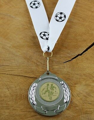 Fußball-Medaille 50 mm