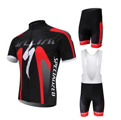 Hot 2016 New Cycling Jersey Trouser Bib Short Pants Short Sets Bicycle Wear Suit