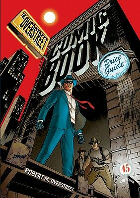 Overstreet Comic Price Guide 45 Exclusive Spirit Limited Variant Hardcover NM