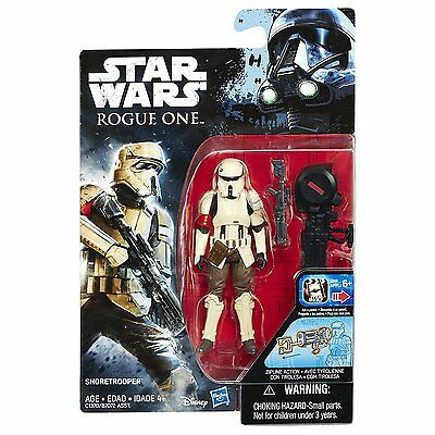 Star Wars Rogue One 3 3/4-Inch Action Figures Wave 3 SHORETROOPER
