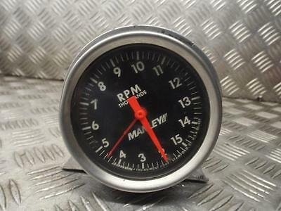 Motorcycle Jones Manley Vintage USA Build Rev Counter Tachometer Clock Dial RPM