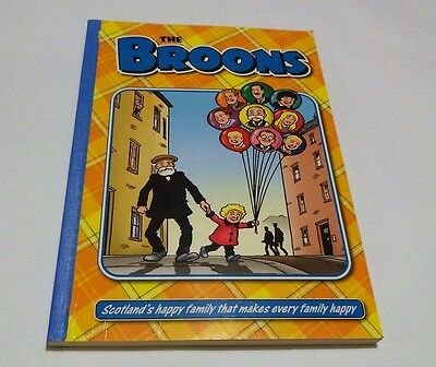 The Broons 2010 Published 2009  Collectable Condition