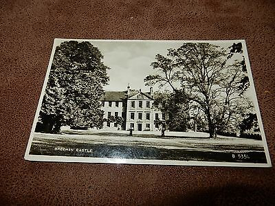 1950's Real Photo Postcard - Brechin Castle - Angus Scotland