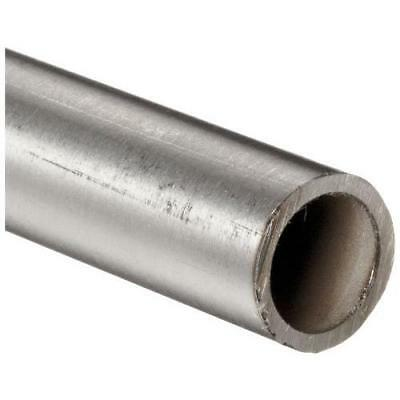"""Stainless Steel 304L Seamless Round Tubing, 1/4"""" OD, 0.18"""" ID, 0.035"""" Wall, 12"""""""