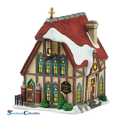 Dept 56 Dickens Village 4054963 St. Clives In The Dell