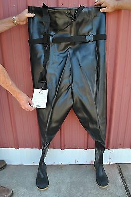 Size 12 New Onguard Chest Waders  Made in USA