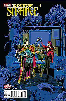 DOCTOR STRANGE #4, New, First Print, Marvel Comics (2016)